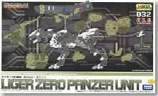 Takara Tomy Zoids HMM 032 Liger Zero Panzer Unit for HMM 022 1/72 Model Kit