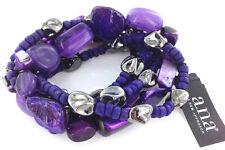 A.N.A 5 Row Bracelet