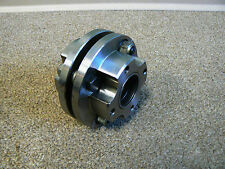 """Flexible Shaft Coupling 1-3/8"""" by 1-3/16"""" Finished Bore"""