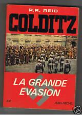 COLDITZ LA GRANDE EVASION  P.R.REID ALBIN MICHEL 1975