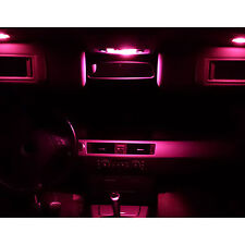 SMD LED Innenbeleuchtung BMW E39 5er pink Limo Touring Limousine Innenlicht