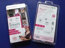 Fashionation Universal Camera Cellphone  Neck Strap MACBETH COLLECTION 3 in Box