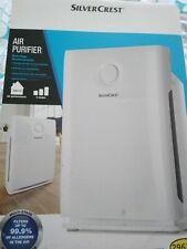 Silvercrest Air Purifier - White