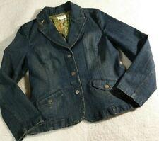 Ann Taylor LOFT Petites Stretch Denim Jacket Women's Size 10P