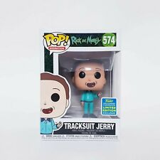 Tracksuit Jerry #574 Funko Pop Vinyl - Rick and Morty 2019 Limited Edition