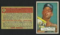 LOT of 25 REPRINT 1952 Topps #311 MICKEY MANTLE Type II ROOKIE Yankees HOF
