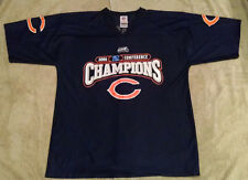 Chicago Bears 2006 Conference Champions Jersey - 54 Brian Urlacher - Men's L