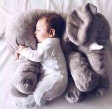 Super Q soft elephant plush toy baby sleeping doll appease toy birthday gift 1PC