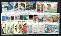 New Zealand MNH collection 1992 6 x sets WS16076