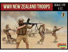 Strelets - SECONDE GUERRE MONDIALE New Zeland troupes - 1:72