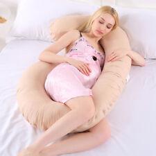 New C Shape Pillow Full Body Pillow for Maternity Pregnant Women Usa