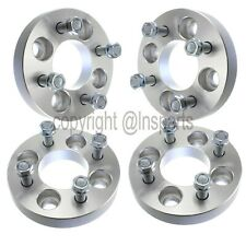 4pcs  25mm Wheel Spacers | 4x100 Fits Honda Acura Accord Civic Prelude Integra