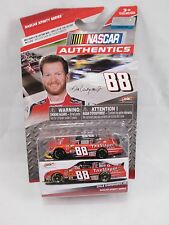 "NEW 2015 NASCAR AUTHENTICS XFINITY SERIES ""#88 DALE EARNHARDT JR"" SPIN MASTER 3+"