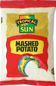 Tropical Sun Instant Mashed Potato, Mash Potato 1.5kg -  Just add Water or Milk