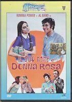 Dvd  IL SUO NOME E' DONNA ROSA  con Romina Power Al Bano nuovo 1969