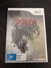 The Legend Of Zelda Twilight Princess Wii Game