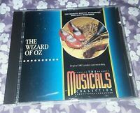 The Wizard Of OZ  The Musicals Collection  CD Very Good Condition