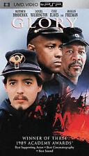 Glory (Sony PSP UMD Video, 2008) Denzel Washington Matthew Broderick Movie RARE