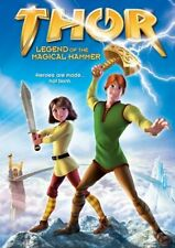 Thor: Legend of the Magical Hammer (DVD,2012)