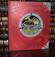 Dragonology Complete Book of Dragons Illustrated New Large Hardcover Gift