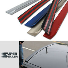 PAINTED VOLKSWAGEN JETTA MK6 REAR TRUNK LIP SPOILER WING PUF 2012-2014