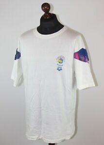 Deutschland Germany DTB team 10th world gymnaestrada berlin 1995 cotton shirt XL