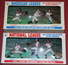 1970 TRANSOGRAM FIGURES sealed in boxes National/American League series 12/2