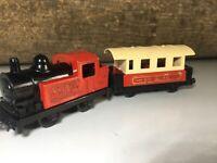 Matchbox Superfast Lesney Zug Train Lok / Eisenbahn Nr.43 & 44 Waggon Anhänger