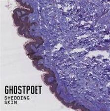 Shedding Skin 5414939917233 by Ghostpoet CD