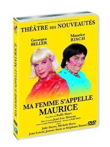 Ma femme s'appelle Maurice - DVD ~ Georges Beller - NEUF - VERSION FRANÇAISE