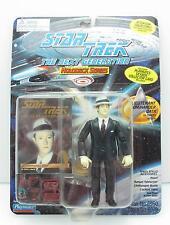Star Trek Next Generation Holodeck Series Lieutenant Commander Data 1940s Attire