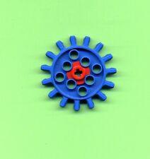 Lego--570-- Zahnrad -- 15 Zähne -- Blau --