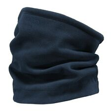 Barts Fleece Col Snood Navy Scarf Hose