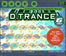 D. Trance 6 (1997) Atomic Junkies, Ayla, Los Pablos, Clima-X, DJ Dee M.. [3 CD]