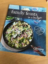 SLIMMING WORLD FAMILY FEASTS ON A BUDGET 50+ FOOD OPTIMISED MEALS EX CONDITION
