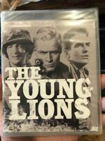 Young Lions Blu-ray TWILIGHT TIME Limited Edition NEW Sealed OOP BRANDO