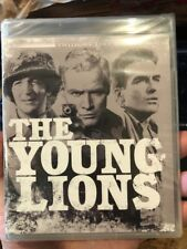Young Lions Blu-ray - TWILIGHT TIME Limited Edition - BRAND NEW Sealed OOP