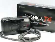 Yashica T4 35mm camera, *BOXED* with Carl Zeiss T* 35mm 1:3.5 AF lens