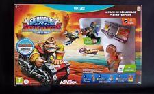 SKYLANDERS SUPERCHARGERS Pack de démarrage Wii U NEUF SCELLÉ  Amiibo Donkey Kong