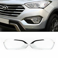 Foglight Chrome Cover Molding Trim K-022 For HYUNDAI 2013-2016 Grand SantaFe