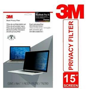 "3M Privacy Filter for 15"" Apple MacBook Pro For 2016 Model Onwards (PFNAP008)"