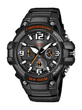 Casio Collection Herrenuhr MCW-100H-1AVEF schwarz