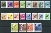 Berlin MiNr. 1-20 postfrisch MNH geprüft Schlegel (MA488