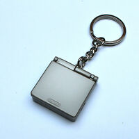 2002 Nintendo Game Boy Advance SP Extremely Rare Promo Metal Keychain