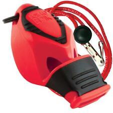 Fox 40 EPIK CMG Whistle Rescue Safety Referee Alert RED W/ LANYARD BEST VALUE!