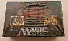 Magic The Gathering 4th Edition Factory Sealed Booster Pack Box MTG WOC 6700