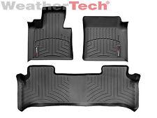 WeatherTech Floor Mat FloorLiner - Land Rover Range Rover - 2007-2009 - Black