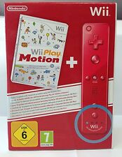 WII PLAY MOTION + WII REMOTE PLUS - nuovo