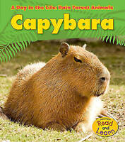 NEW Capybara (A Day in the Life: Rain Forest Animals) by Anita Ganeri