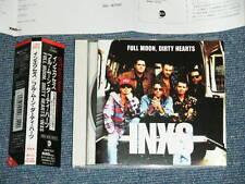 INXS Japan 1993 NM CD+Obi FULL MOON,DIRTY HEARTS